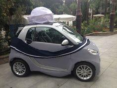 saylor smart! My Dream Car, Dream Cars, Smart Fortwo, Smart Car, Street Smart, Big Love, Amazing, Board, Sign