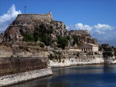 Old Fortress. Patras, Greece