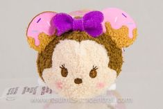 Minnie Mouse (Doughnut) Tsum Tsum