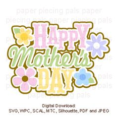 Happy Mother's Day - Title