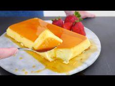 Aprende a preparar un flan más delicioso que el de tu abuelita con esta fácil receta - YouTube