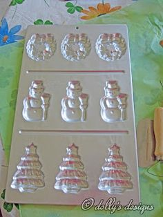 Easy Clay Ornaments