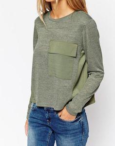 Как переделать свитер, кардиган, кофту (расширяем, удлиняем,обновляем)