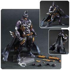 DC Comics Batman Armored Variant Play Arts Kai Action Figure