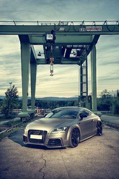 Audi TT RS @ Wörthersee #newcars #new #cars #wishes Audi Tt, Audi Cars, My Dream Car, Dream Cars, Tt Tuning, Alfa Romeo Cars, Bmw Series, Audi Sport, Amazing Cars