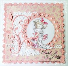 Feather Boa from Lili of the Valley stamps.