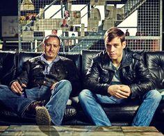 Alex Brandt & Semir Gerkhan (2013-2014) :: Cobra_11(HU) [[Erdogan Atalay as Semir Gerkhan & Vinzenz Kiefer as Alex Brandt in Alarn für Cobra 11]]