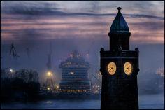 Hamburg Hafen, Nebel in Disneyland II