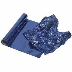 NEW Color- Sapphire Blue Metallic Foil