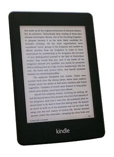 "2014 Amazon Kindle Paperwhite 6"" 4GB Wi-fi & 3G  eBook Reader   #Amazon"