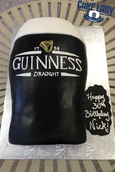 Guinness Birthday Cake – Sioux Falls Bakery