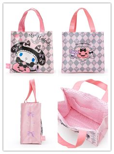 My Melody Mini Bag (2016 Halloween)  If you wanna buy, contact: info@route19-store.com