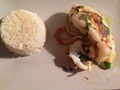 Seiches à la plancha : Recette de Seiches à la plancha - Marmiton Seafood, Grains, Menu, Cooking, Kitchen, Flat Top Grill, Sea Food, Menu Board Design, Kitchens