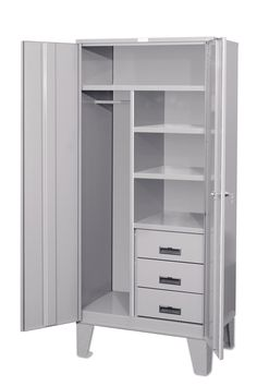 Modern Design Small Storage Clothes Baby Almirah Cabinet