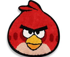 Bathroom Makeover: Angry Birds Style