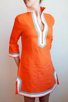 Summer kaftan Kaftan Style, Kurta Designs Women, Short Shirts, Linen Tunic, Lovely Dresses, Summer Outfits, Summer Clothes, Casual Wear, Tunic Tops