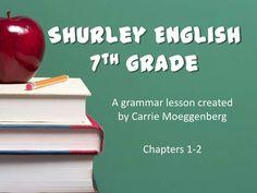 Shurley English EDU653 Moeggenberg
