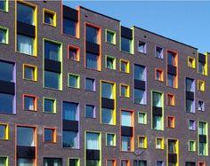 Philipsgebouw getransformeerd tot studentenhuisvesting - Bouwwereld.nl