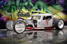 Probably one of the coolest Rat Rods I've ever seen!