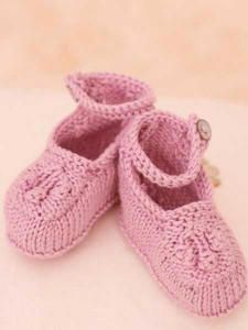 baby knit alice shoes