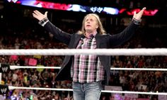 Bret Hart talks about Triple H being the WWE Champion, Montreal screwjob, WrestleMania - Wrestling News
