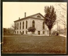 "The old ""Beatty church"" was originally Methodist, but was later used by Baptist and Lutheran congregations."