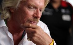 Richard Branson, founder of Virgin