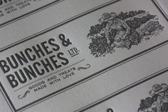 Bunches and Bunches Snaps Cookie Packaging #madewithlove ! #fun