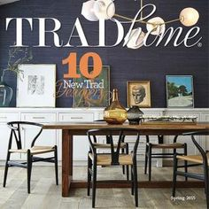 TRADhome Mag | Traditional Home