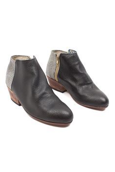 Dos Tonos Ankle Boot | Moorea Seal