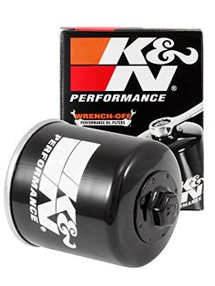 K&N KN-303 Motorcycle/Powersports High Performance Oil Filter - http://www.caraccessoriesonlinemarket.com/kn-kn-303-motorcyclepowersports-high-performance-oil-filter/  #Filter, #High, #KN303, #MotorcyclePowersports, #Performance #Filters, #Performance-Parts-Accessories
