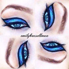 Make up artist - Emily Boxsell