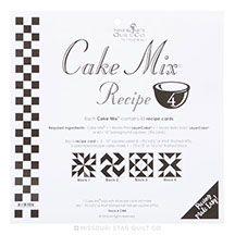 MSQC Tutorial - Sweet Treats Quilt