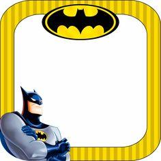 Montando a minha festa: Etiquetas escolares Batman - Batman Printables - Ideas of Batman Printables - Montando a minha festa: Etiquetas escolares Batman Birthday Background Design, Kids Background, Superman Birthday, Batman Party, Batman Logo, Lego Batman, Batman Free, Birthday Card Template, Birthday Cards