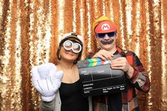If you want to make a statement with our Vancouver photo booth, choosing a Gold Sequins backdrop would be nothing short of it. Book us to be your next photo booth rental in Vancouver! Vancouver Photos, Sequin Backdrop, Gold Sequins, Photo Booth, Backdrops, Scene, Luxury, Book, Photography