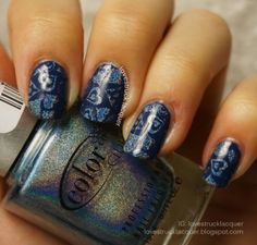 Blue Valentine Mani