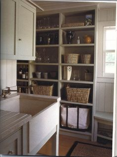 Storage ideas from Big Ideas for Small Spaces