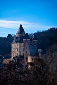Chateau de La Roque-des-Péagers (Dordogne)