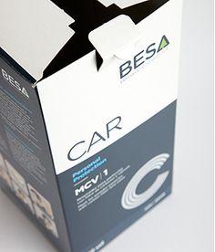 Graficas Ilba, packaging - Trabajos - Fondo automático - Besa