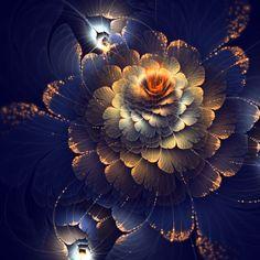 A incrível arte de fractais e natureza de Silvia Cordedda                                                                                                                                                                                 Mais