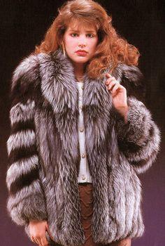 Fur Fashion, Fashion Photo, Vintage Fur, Man Photo, Fox Fur, Fur Jacket, Style Guides, Red Hair, Photo Galleries