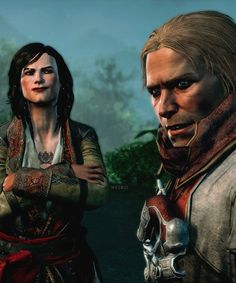 Mary Read and Edward. Assassins Creed Black Flag, Edwards Kenway, Jackdaw, Best Games, Cosplay, Video Games, Ships, Fandoms, Characters