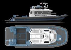 Image result for foil catamaran water jet rescue