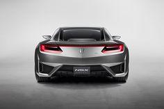 Future Honda NSX : le fun d'une Ferrari, le prix d'une Porsche !