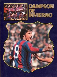 Photo Archive / Player - The World of Johan Cruyff Football Awards, Football Stadiums, Fc Barcelona, English Football League, Club World Cup, Association Football, The Golden Years, Could Play, Best Player