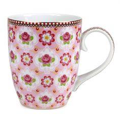 PiP Studio servies Mok Groot - Blossom Rose | www.serviesshop.com