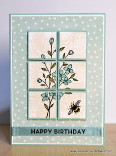 Hello, Crafters. Yesterday I was working on my video for tomorrow showing how I made the inchies card I shared last Thursday.  I start...