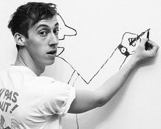 interview with the creator of the peace for paris symbol, designer jean jullien
