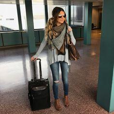 Travel style ✈️ @holliewdwrd instagram