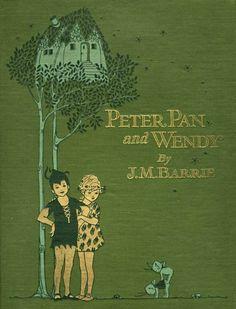 Peter Pan... & Wendy... J.M. Barrie...